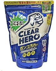 花王 クリアヒーロー 2kg クレンジングパウダー 酵素系衣料用漂白剤 ワイドハイターEXパワー