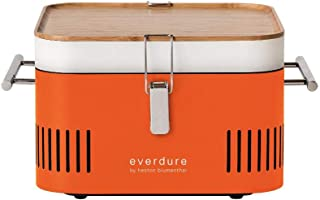 everdure by heston blumenthal cube charcoal bbq