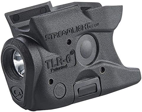 Streamlight 69283 TLR 6 Tactical Pistol Mount Flashlight 100 Lumen without Laser Designed Exclusively product image