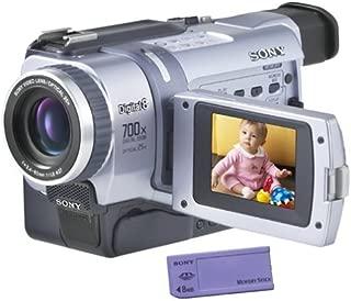 Sony Digital8 Camcorder DCR-TRV330 Sony Handycam Digital8 Player Hi8 Camcorder (Renewed)
