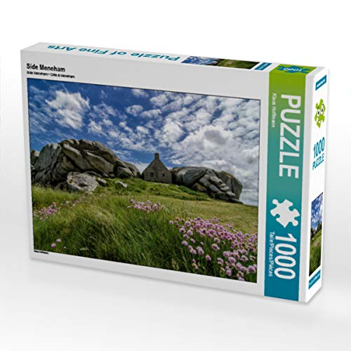 CALVENDO Puzzle Side Meneham 1000 Teile Lege-Größe 64 x 48 cm Foto-Puzzle Bild von Klaus Hoffmann