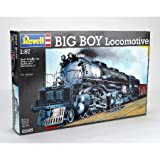Revell Revell-02165 Maqueta Big Boy Locomotive, Kit Modello, Escala 1:87 H0 (2165)(02165), Multicolor
