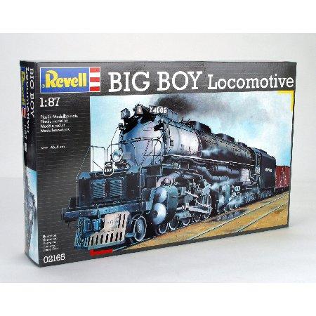 Revell Big Boy Locomotief (1:87 schaal)