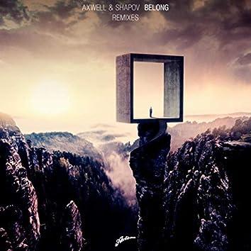 Belong (Remixes)