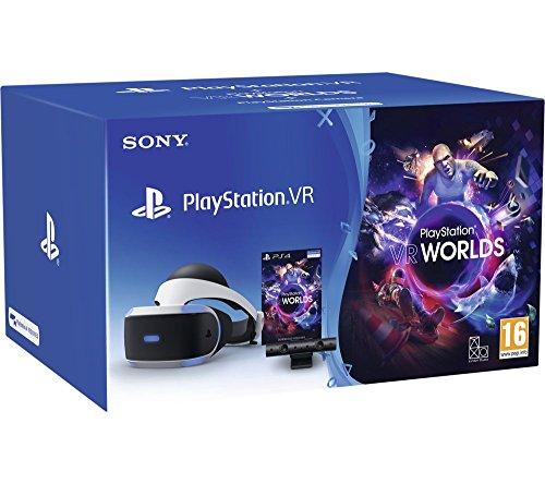 PlayStation VR Starter Pack (CUH-ZVR2) [Edizione: Regno Unito]