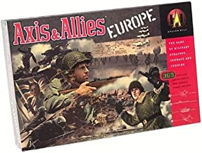 Vintage Sports Cards Axis & Allies Europe