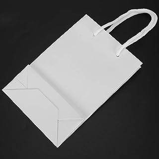 Bags, Paper Tote Bag, Shopping Bags 10Pcs Portable Handicrafts Gift Handbag Handbag, DIY Supplies for Festival Gift Store ...