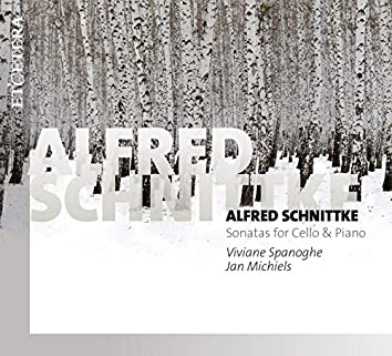 Schnittke: Sonatas for Cello & Piano