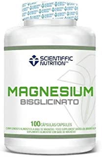 Magnesium Bisglicinate 300mg 90 Cápsulas