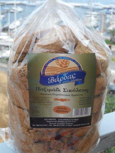 Greek - Cretan Original Bread Dakos Rye weight:600 -620 gr