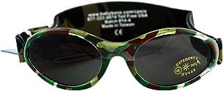 Banz Adventure Sunglasses, Camo Green