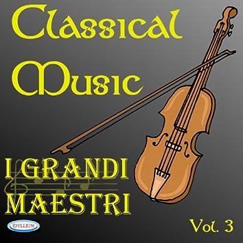 I grandi maestri: classical music vol.3