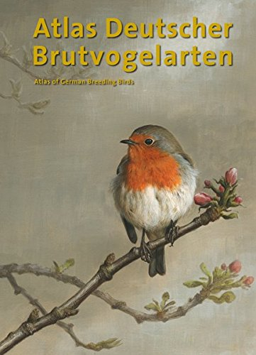 Atlas Deutscher Brutvogelarten: Atlas of German Breeding Birds
