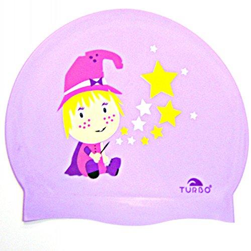 Turbo - Silicone Baby Fairy, Color Morado