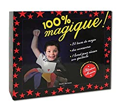 100% magique - 25 tours bluffants et des accessoires