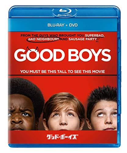 グッド・ボーイズ ブルーレイ+DVD [Blu-ray]