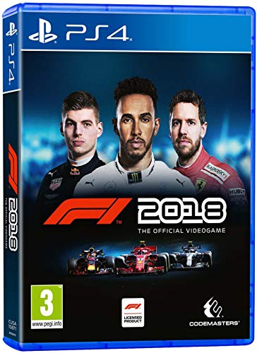 F1 2018 Standard PlayStation 4