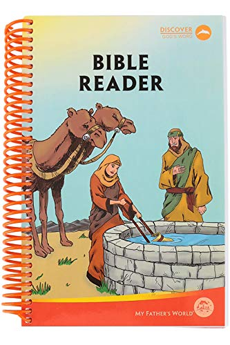 My Father's World Bible Reader, Spiralbound, Grade 1