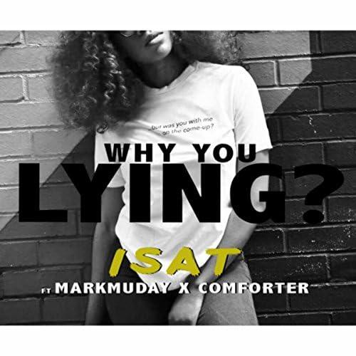 Isat feat. Comforter & Markmuday