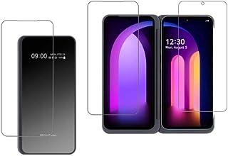 【3枚組x1セット】 LG V60 ThinQ 5G 用【高硬度9H】液晶保護フィルム 傷に強い!高硬度9Hフィルム
