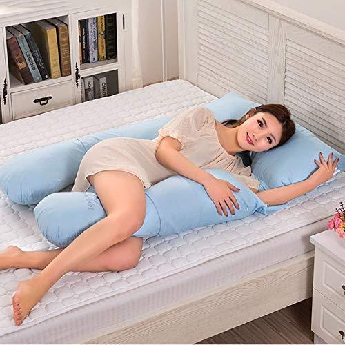 ACZZ Femmes enceintes Taille de l'oreiller Femmes Oreiller Grossesse Grossesse Grossesse et...