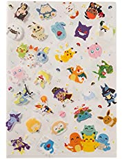 ポケモンセンターオリジナル A4クリアファイル2枚セット Pokémonぴかぴかフレンズ
