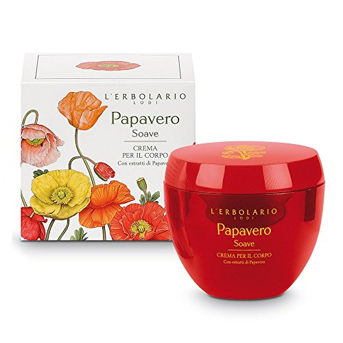 Papavero Soave (Sweet Poppy) Perfumed Body Cream...