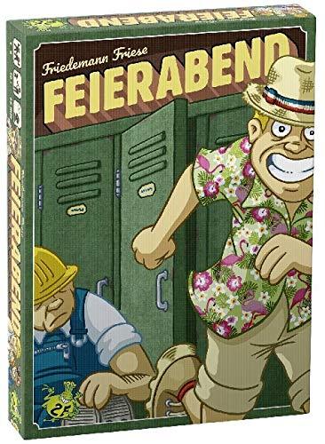 Feierabend (deutsch/engl.)