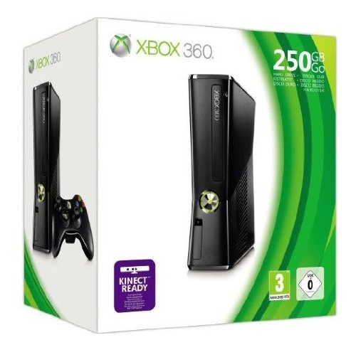 Xbox 360 250GB Consol