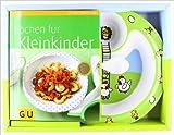 Set: Kochen fŸr Kleinkinder: Plus Kindergeschirr von EMSA (GU Buch plus) ( 8. Februar 2012 )