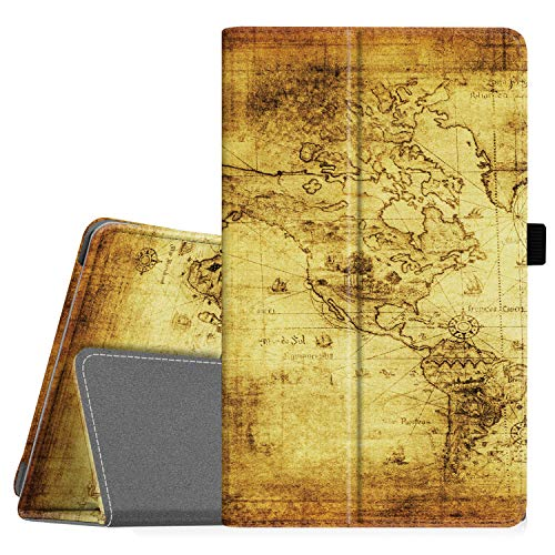 Famavala Folio Case Cover Compatible with 8