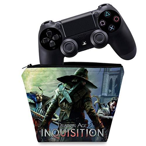 Capa PS4 Controle Case - Dragon Age Inquisition