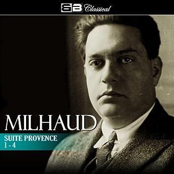 Milhaud: Suite Provence 1-4