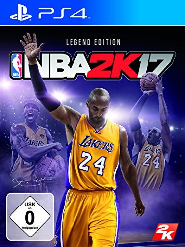 Take 2 Interactive PS4 NBA 2K17 Legend Editon