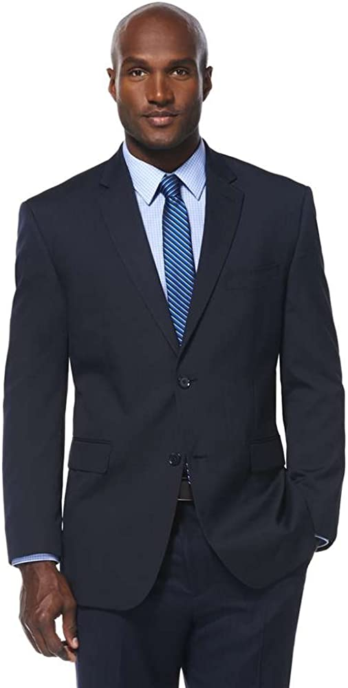 All items free shipping Savane Men's Tailored Light Pinstripe Max 75% OFF Suiting Jacket