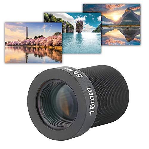 5MP 16mm HD Single Prime Objektiv Ersatzzubehör für die Kamera with Hochauflösende Pixel.