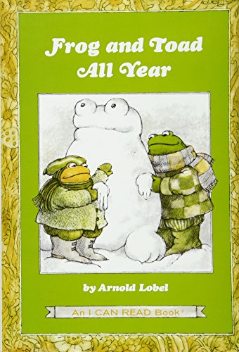 Frog and Toad All Year (I Can Read Level 2)の詳細を見る