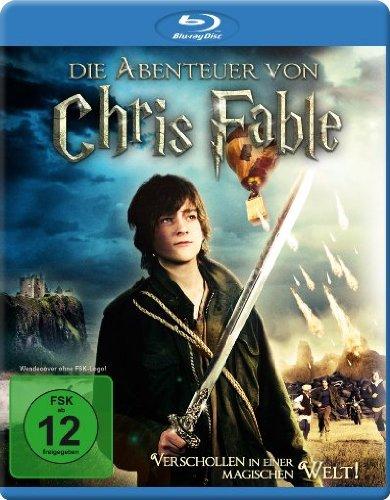 Die Abenteuer von Chris Fable [Blu-ray] [Alemania]