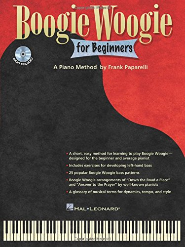 Boogie Woogie for Beginners: A Piano Method
