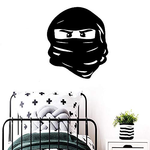 yaonuli ontworpen Ninja muur Sticker behang jongens Kids kamer Vinyl Art Decal Sticker