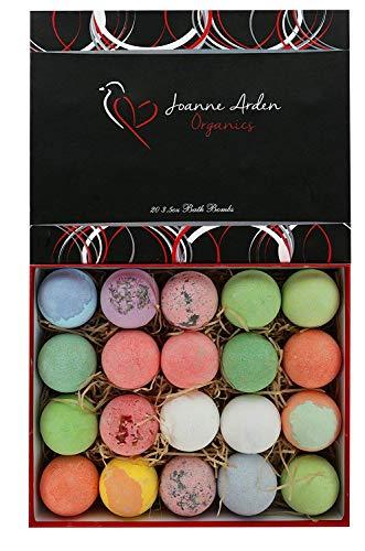 Joanne Arden Organics Vegan Bath Bomb ...