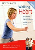 STOTT PILATES Walking for Your Heart DVD 2 DVD-Set