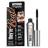BENEFIT COSMETICS they're real! lengthening beyond mascara FULL SIZE 8.5 g Net wt. 0.3 oz. BLACK