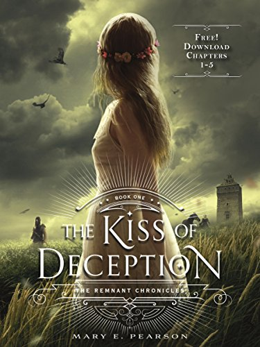 The Kiss of Deception, Chapters 1-5 (English Edition)