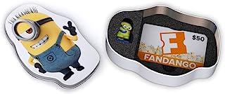 Fandango Minions Tin - Gift Card