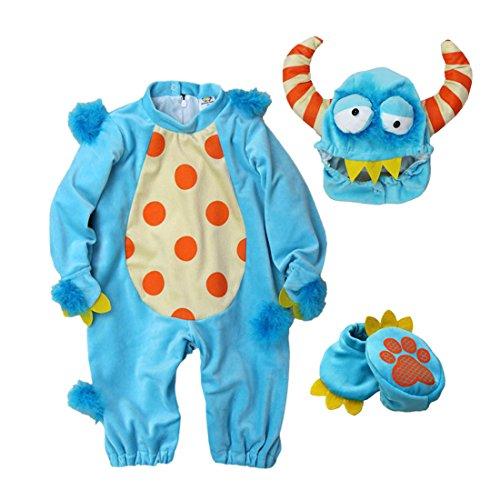 Ann Sang Baby Jungen (0-24 Monate) Spieler blau blau 6-12 Monate
