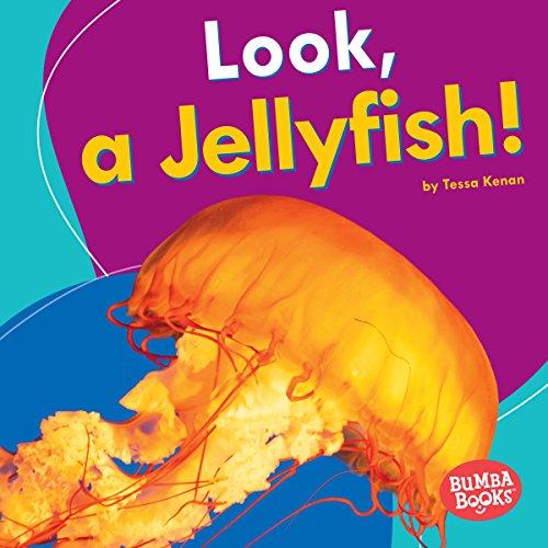 Look, a Jellyfish! copertina