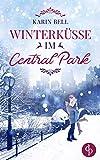 Winterküsse im Central Park von Karin Bell