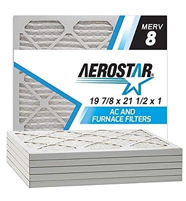 Aerostar Honeywell Replacement Pleated Air Filter