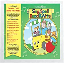 Preschool Home Kit Second Edition Sing Spell Read and Write [With Teacher's ManualWith StickersWith Card GameWith CDWith Puzzles]